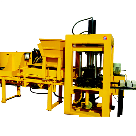 Bricks Concrete Making Machine
