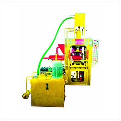 Fully Automatic Block Machine