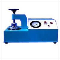 Single Head Analog Bursting Strength Tester