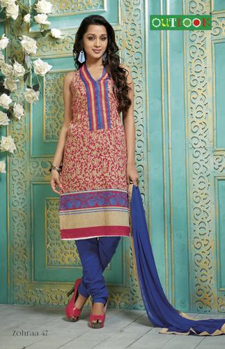Cotton Designer Suits Collection