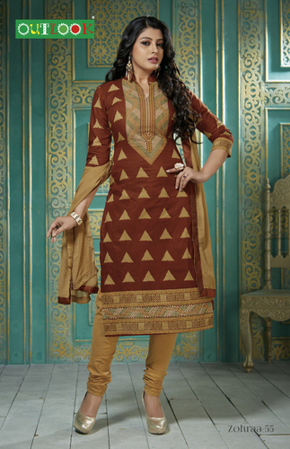 Cotton Dress Salwar Suit