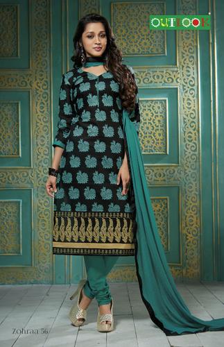 Ethinic Cotton Salwar Kameez