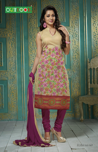Cotton Salwar Kameez - ZOHRAA VOL THREE