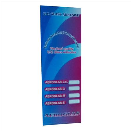 UV Glass Adhesive