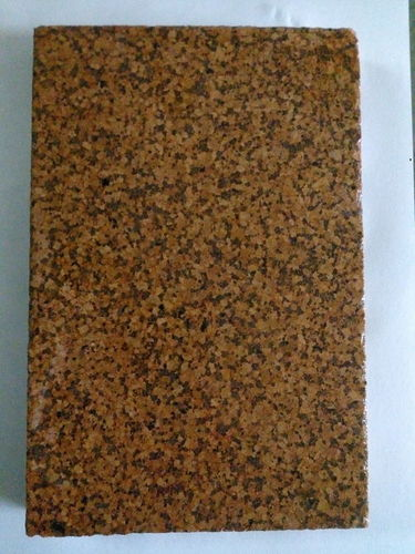 Classic Red Block Granite