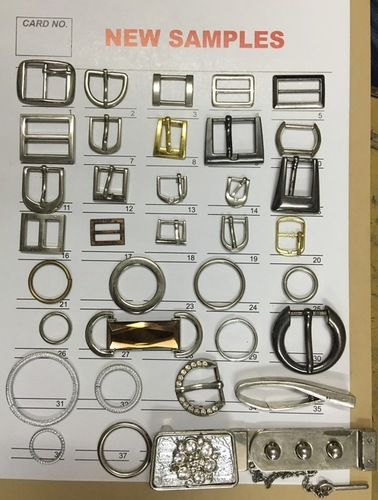 Casting  D Buckle