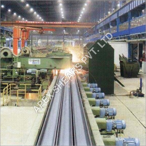 Steel Hot And Cold Rolling Industry Blades