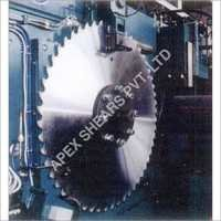 TCT Saw for Continuous Castings