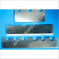 Wood Chip Knives for paper industries