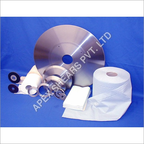 Tissue Circular Log Saw Blade For Perini/PCMC Machines
