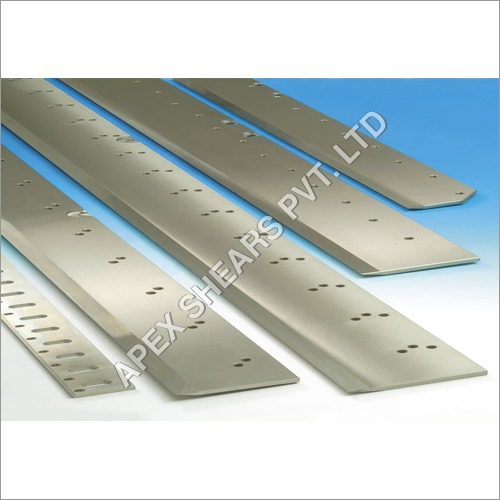 TUNGSTEN CARBIDE Paper GUILLOTINE & TRIMMER KNIVES