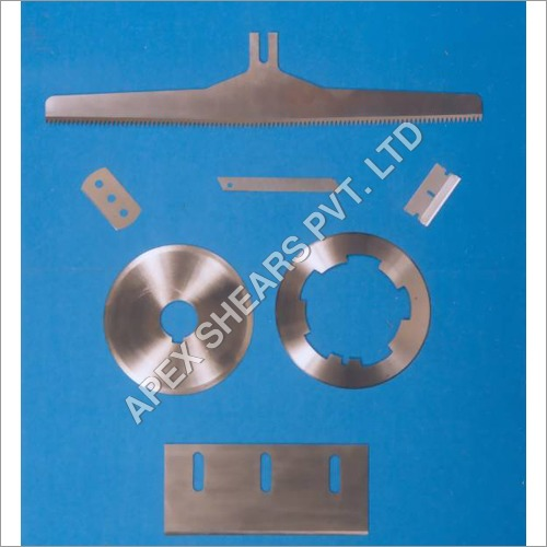 Packaging Knives for UFFS Machines