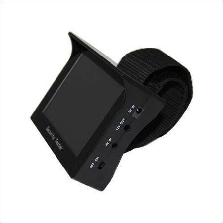 Multifunction CCTV Tester