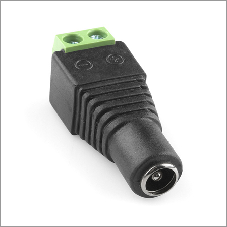 Female DC Power Adapter
