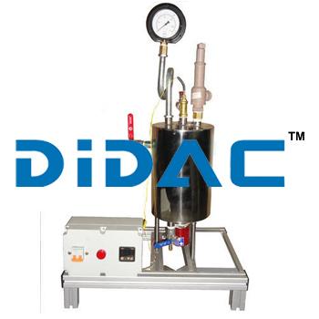 Vapour Pressure Of Water Marcet Boiler