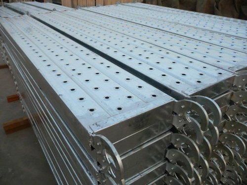 Steel Walkway Planks