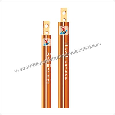 Strip in Pipe Copper Earthing Electrode