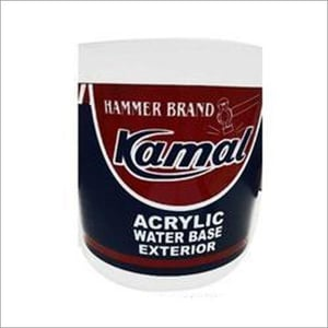 Water Based Acrylic Exterior Paint
