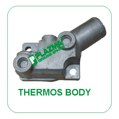 Thermos Body Green Tractor