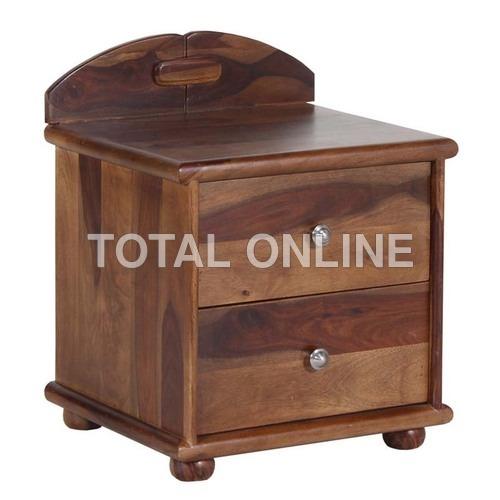 Splendid Wooden Bedside Table