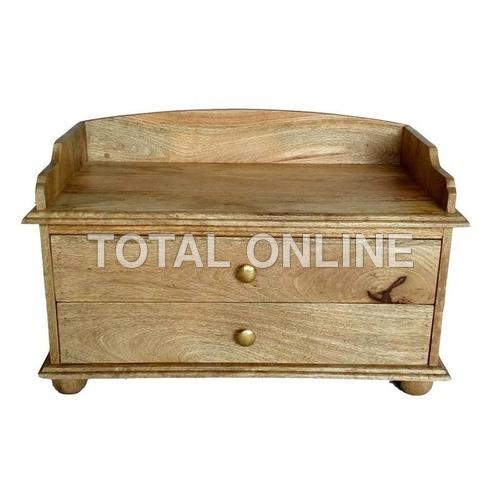 Superlative Wooden Bedside Table