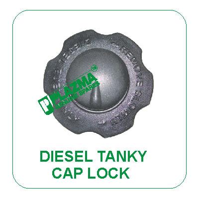 Diesel Tanky Cap Lock John deere