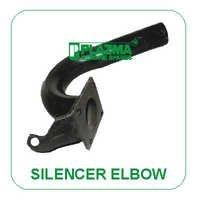 Silencer Elbow John Deere