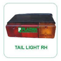 Tail Light RH Green Tractor