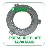 Pressure Plate Tawa Main Green Tractor