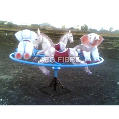 frp merry go round