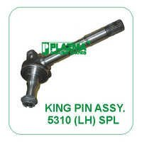 King Pin Assy. 5310 LH Spl. Green Tractors