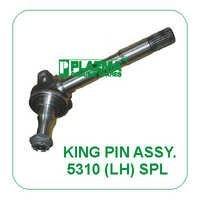 King Pin Assy. 5310 LH Spl. John Deere
