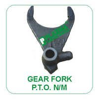 Gear Fork PTO N/M Green Tractors