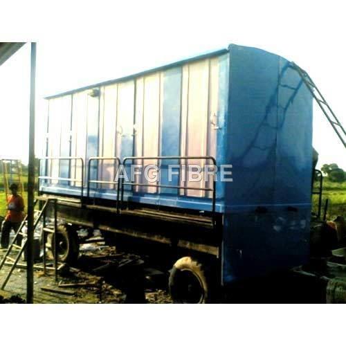 Frp Trolley Cabin