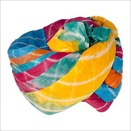 Royal Bandhej Style Turban