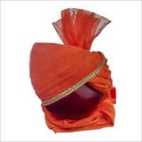 Orange Color Pagri