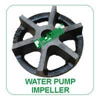 Water Pump Impeller Green Tractor
