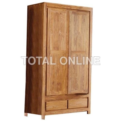 Voguish Urbane Mango Wood Almirah