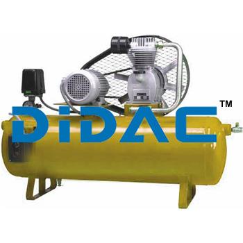 Single Stage Piston Compressor