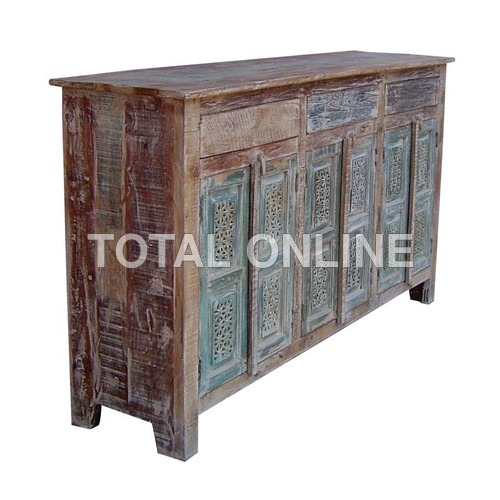 Eye Catchy Side Board With Drawers
