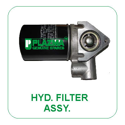Hydraulic Filter Assembly john Deere