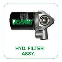 Hydraulic Filter Assembly Green Tractors