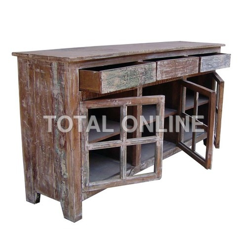 Splendid Wooden Sideboard With Drawers