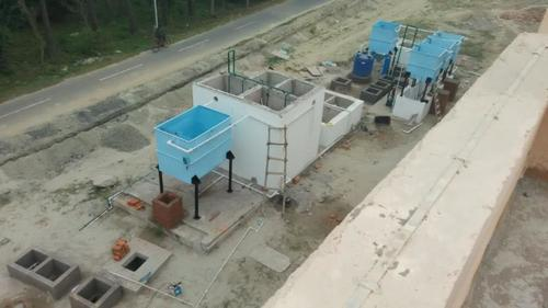 Sewage Treatment Plant for Hospital