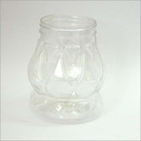 Plastic Rice Jar