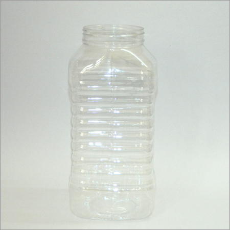 Plastic Tea Jar