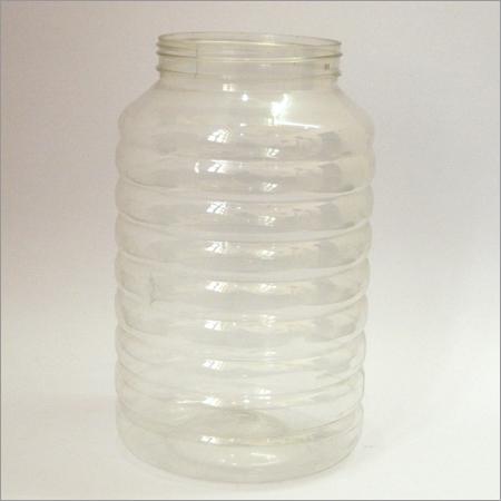 Plastic Tea Jar