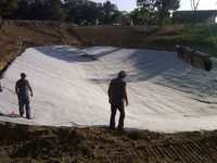 Non Woven Geotextile for Construction