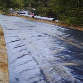 Geotextile For Airfields