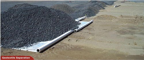 Geotextile Pavement Fabric
